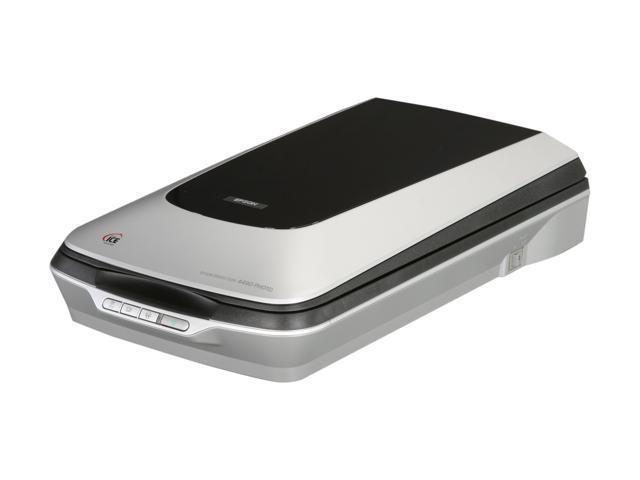 Epson Perfection 4490 B11b176011 Flatbed Scanner Neweggcom