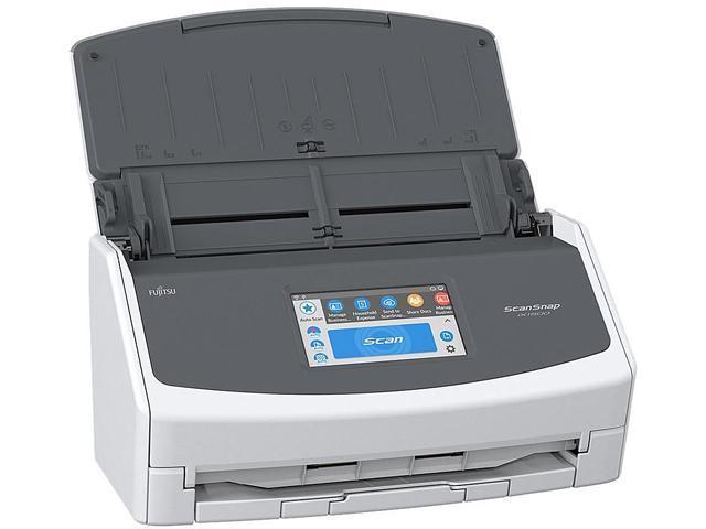 Fujitsu ScanSnap iX1500 PA03770-B215 2 x Color CIS (1 x Front, 1 x Back) 600 x 600 dpi ADF (Automatic Document Feeder) / Manual Feed, Duplex Document Scanner