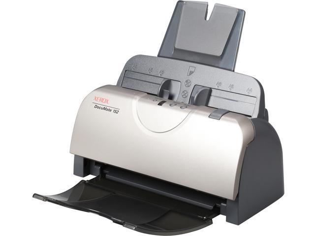 xerox documate 152 xdm1525d wu document scanner newegg com rh newegg com Xerox DocuMate 152 Install Xerox DocuMate