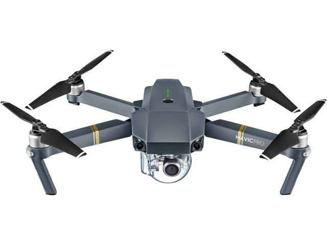 DJI Mavic PRO FLY MORE COMBO Portable Collapsible Mini Drone - Newegg com