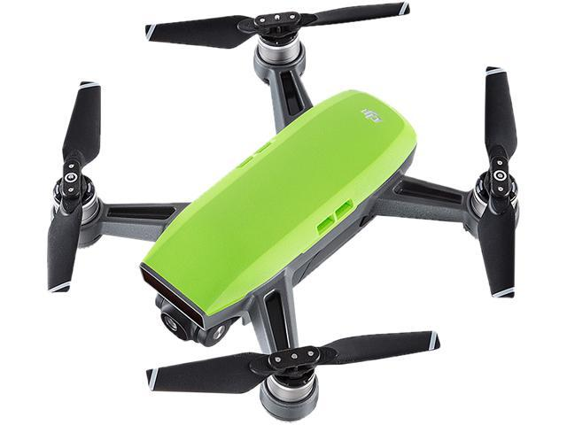 DJI Spark Mini Quadcopter Drone Fly More Combo Meadow Green