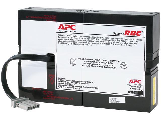 APC RBC59 Replacement Battery Cartridge #59 - Newegg com