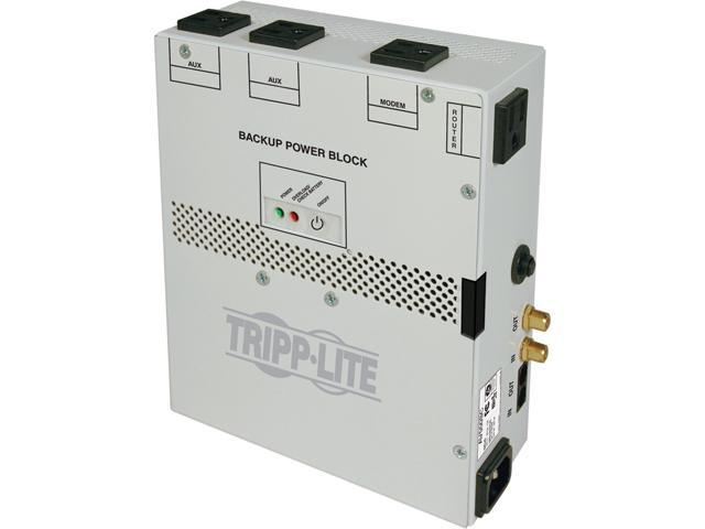 tripp lite 4 outlet power block for structured wiring enclosure rh newegg com Structured Wiring Home Network Structured Wiring Home Network