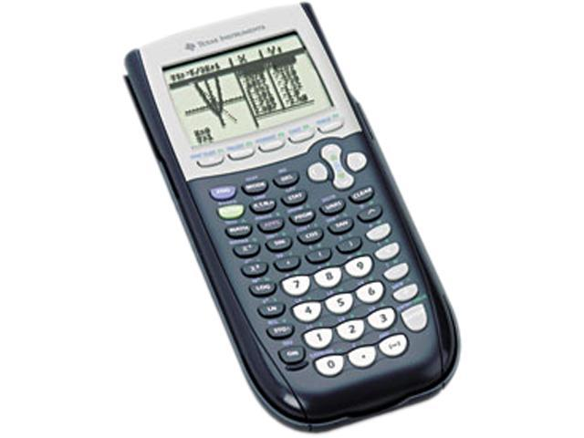 Texas Instruments Ti 84 Plus Graphing Calculator 8 Lines 16