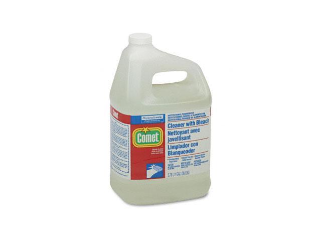 2bb0bfe5f11f Procter & Gamble 02291 Comet Cleaner w/Bleach, Liquid, 1 gal. Bottle -  Newegg.com