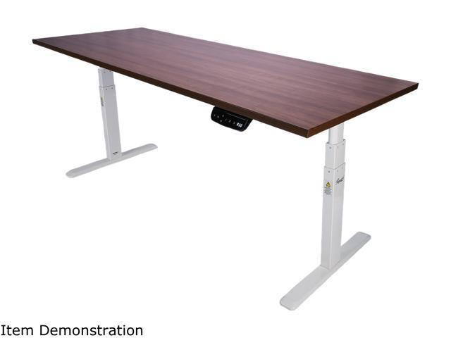 Rosewill Electric Standing Desk Frame Only W/ Height Adjustable Sit Stand  Modes, Silent Dual