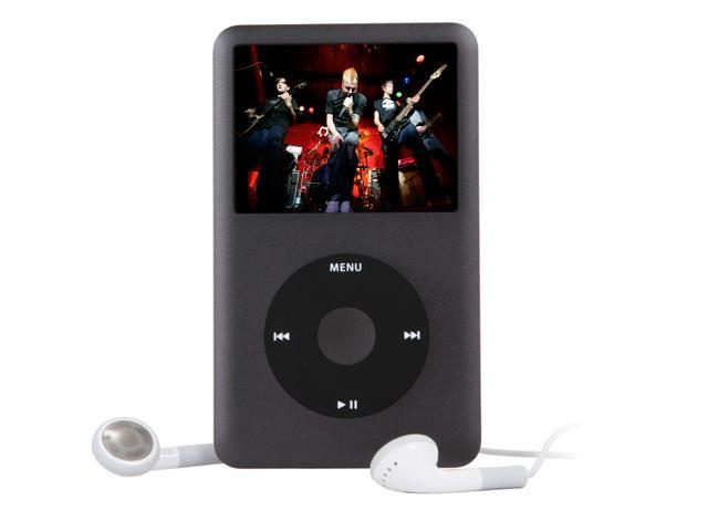apple ipod classic 120gb black mb565ll a newegg com rh newegg com iPod Classic 4th Generation iPod Classic 30GB