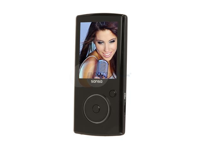 SanDisk Sansa 8GB View MP-3 Player with FM Radio and Mic