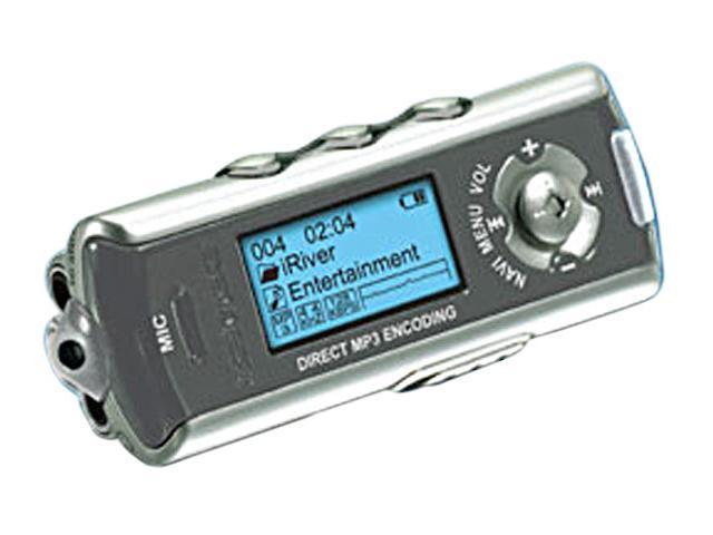IRIVER MP3 PLAYER DRIVER