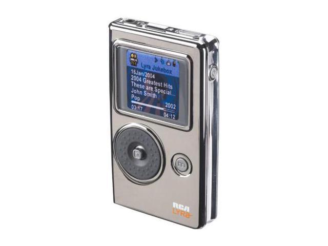 RCA Silver 5GB MP3 Player RD2765