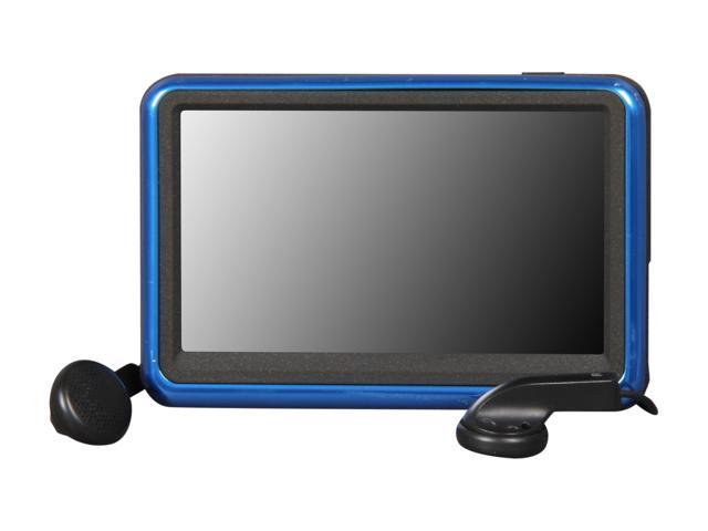 sylvania 3 6 blue 4gb video mp3 player smpk4230 newegg com rh newegg com Sylvania SMPK 4230 Manual