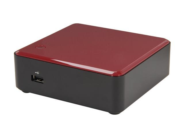 Intel NUC Kit DC3217BY Intel QS77 2 x 204Pin Core i3 3217U 1.8GHz HD Graphics 4000 Integrated by CPU Chassis