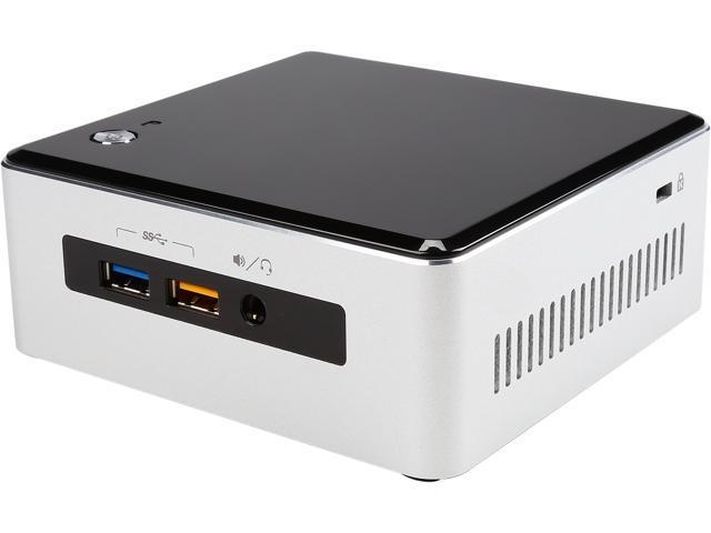 Intel NUC (Next Unit of Computing) BOXNUC5I7RYH Black NUC Kit (Rock Canyon)  - Newegg com