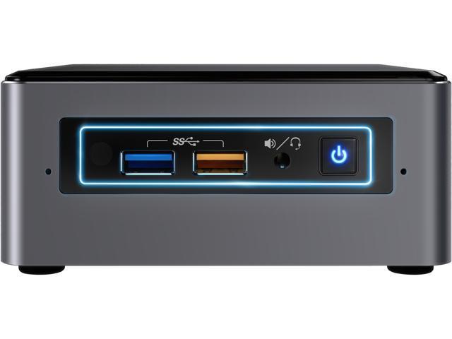 Intel NUC (Next Unit of Computing) BOXNUC7I5BNH Black Barebone Systems -  Mini / Booksize - Newegg ca