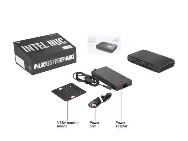 Intel NUC 8 Premium VR Capable Mini PC Kit NUC8i7HVK