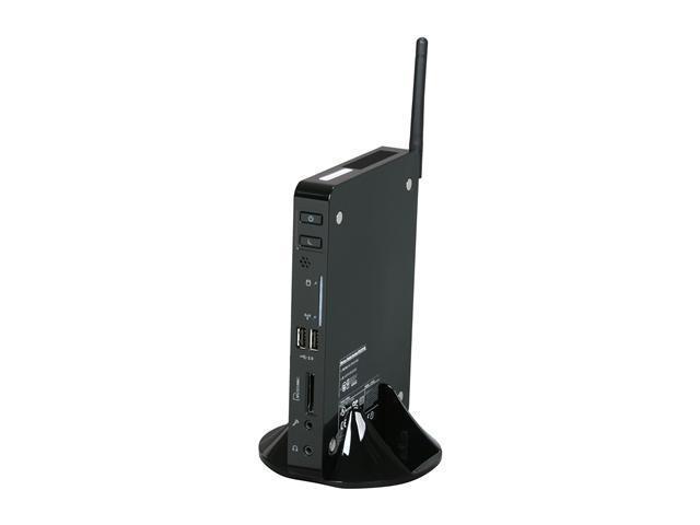 Foxconn NetBox-nT525 nt525-0H0W-B-A-NA-BOX Black Mini / Booksize Barebone  System - Newegg com