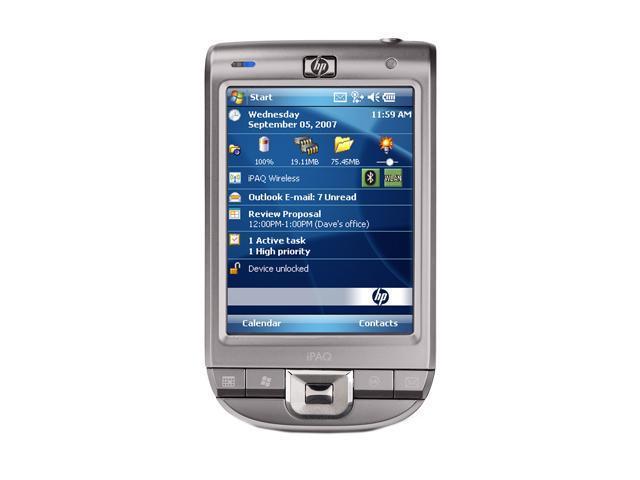 hp ipaq 110 classic handheld newegg com rh newegg com Ipaq Drivers for Windows 7 HP iPAQ 110 Software