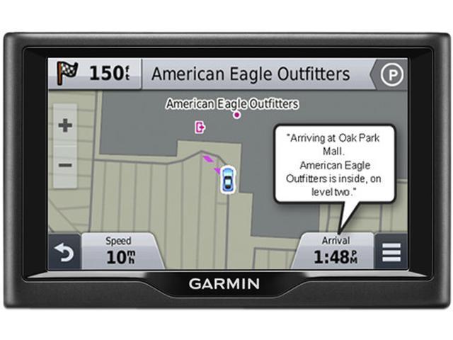 Garmin nuvi 58LMT GPS With US and Canada Maps Neweggcom