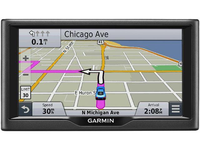 Garmin Nuvi 67LM 6-Inch GPS Navigator - Newegg com