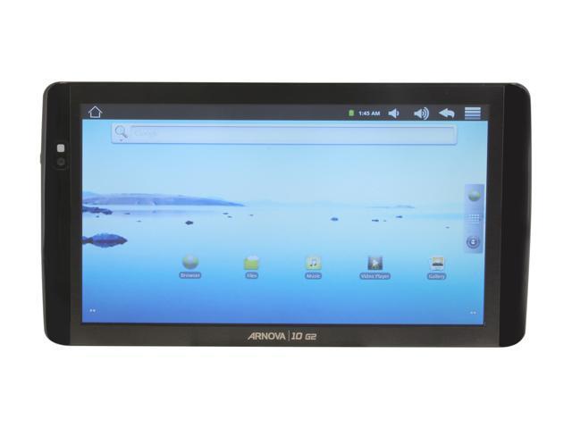 Archos Arnova 10 G2 501766 1.00 GHz 4GB Flash Memory 10.0