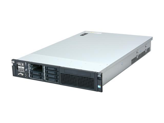 Hp Proliant Dl380 G7 Rack Server System Intel Xeon E5620 2