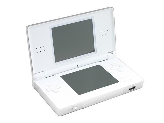 Nintendo Ds Lite Polar White Neweggcom