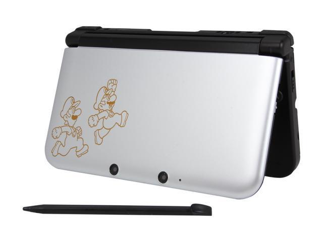 Nintendo 3ds Xl Handheld Gaming System Mario Luigi Dream