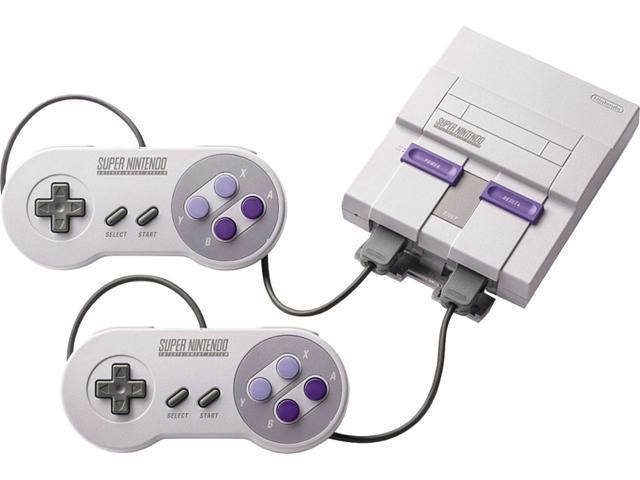 Nintendo Super NES Classic Edition Hardware - Newegg com