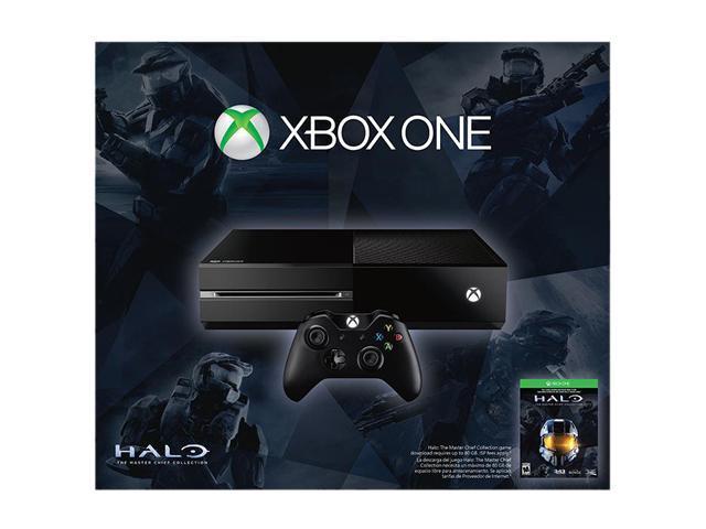 Microsoft Xbox One Halo The Master Chief Collection Bundle - Newegg com