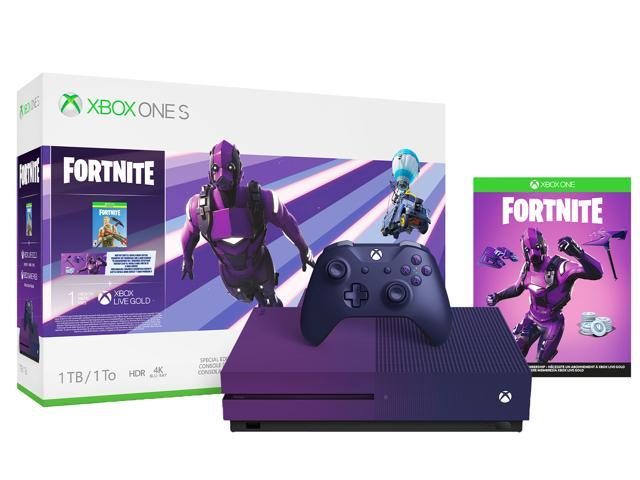 Xbox One S 1tb Fortnite Battle Royale Special Edition Bundle