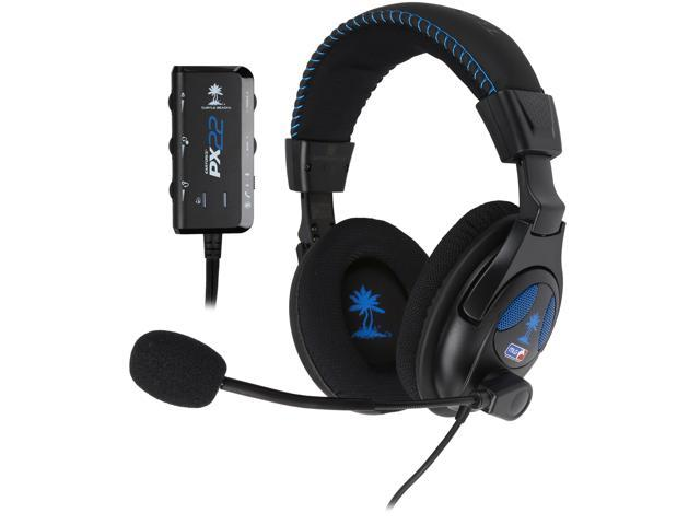 0f78fa863df Turtle Beach PX22 Amplified Universal Gaming Headset for PS3, Xbox 360 and  PC (TBS