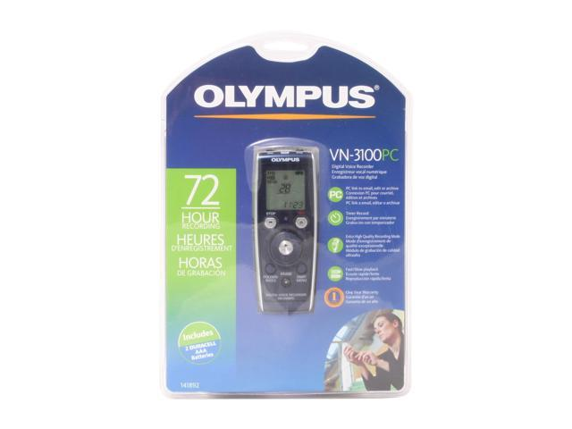 OLYMPUS VOICE RECORDER VN 3100PC DRIVER FOR MAC DOWNLOAD