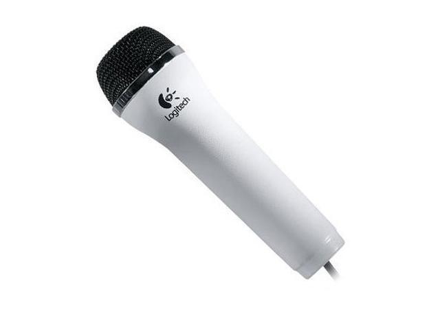 logitech vantage usb microphone for xbox 360. Black Bedroom Furniture Sets. Home Design Ideas