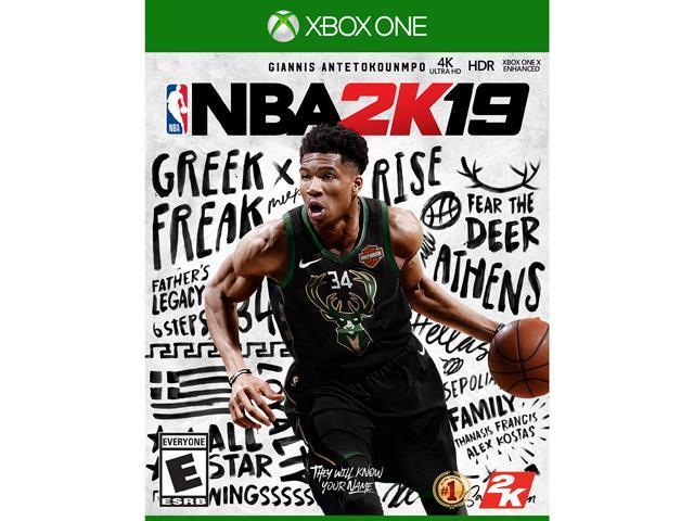 dec75d2cf81 NBA 2K19 - Xbox One - Newegg.com