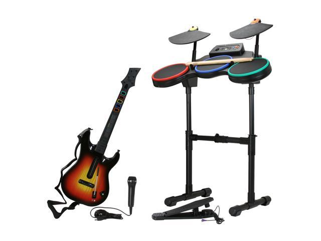 Guitar Hero World Tour (Band Kit) Xbox 360 Game - Newegg.com