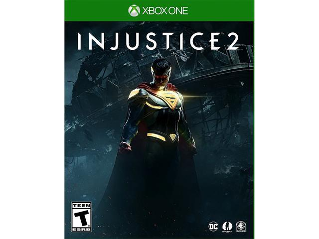 WB Injustice 2 - Fighting Game - Xbox One