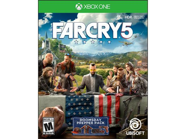 Far cry 5 xbox one newegg far cry 5 xbox one fandeluxe Gallery