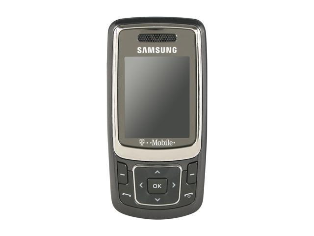 "Samsung SGH-T239 Unlocked GSM Slider Phone with Camera 1.9"" Gray 10 MB"