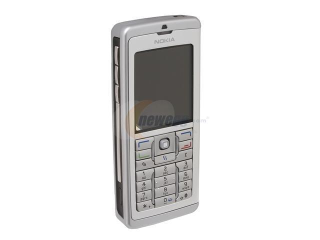 Nokia E60 US Version Unlocked Cell Phone 64 MB shared memory for applications, SMS, MMS, ringtones RS-DV-MMC, hotswap Card slot