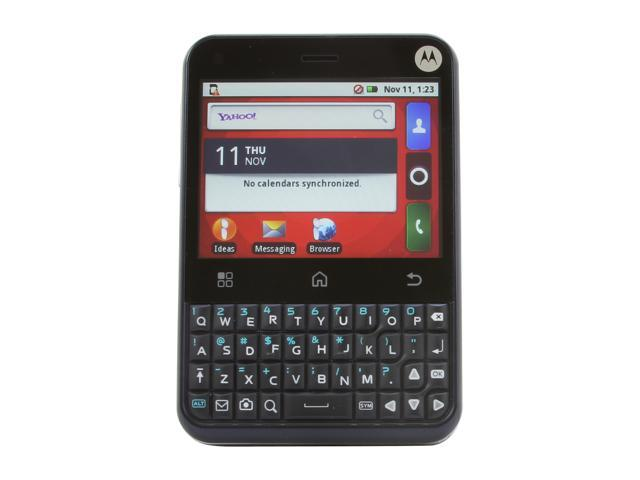 motorola charm mb502 blue 3g unlocked gsm phone w android 2 1 3 rh newegg com Motorola Talkabout Alcatel One Touch Manual