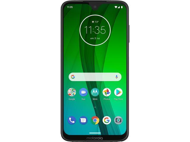 Motorola XT1962-4 Moto G7 4G LTE Unlocked Cell Phone 6 2
