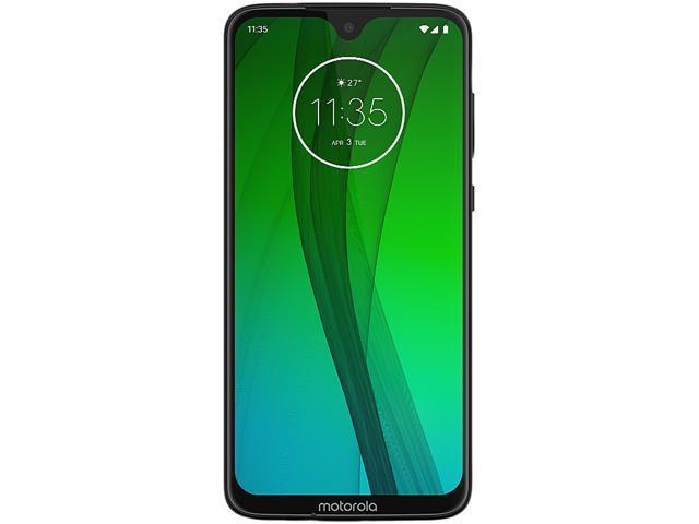Motorola Moto G7 4G LTE Unlocked Cell Phone 6.2