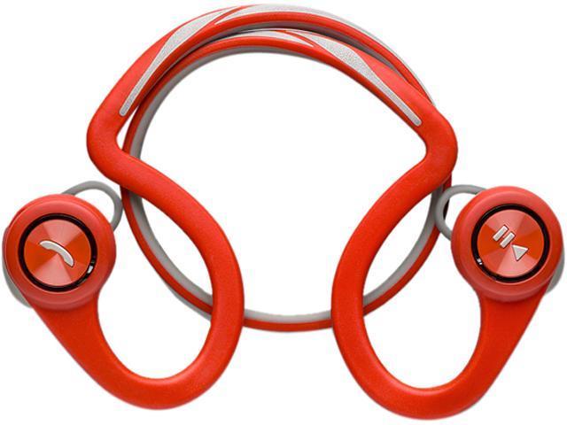 Open Box: Plantronics BackBeat FIT Wireless Bluetooth Headphones -  Sweatproof - Red (200470-41) Frustration Free Packaging - Newegg com