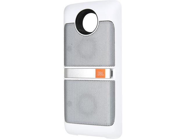 JBL First Gen Soundboost Speaker (White) Moto Mod