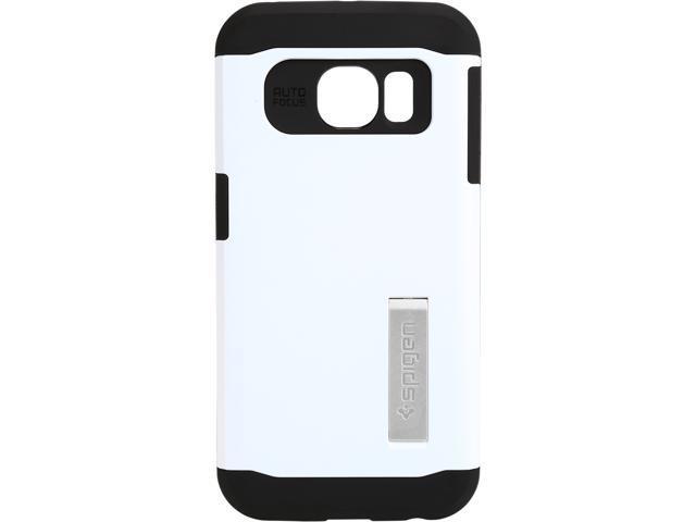 release date: 057db 7f6dd Spigen Slim Armor Shimmery White Case for Galaxy S6 Edge SGP11424 -  Newegg.com