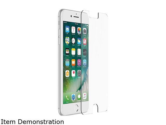 new style 19595 608cb OtterBox Alpha Glass Screen Protector for iPhone 6 Plus / 6s Plus / 7 Plus,  Pro Pack 77-55818 - Newegg.com