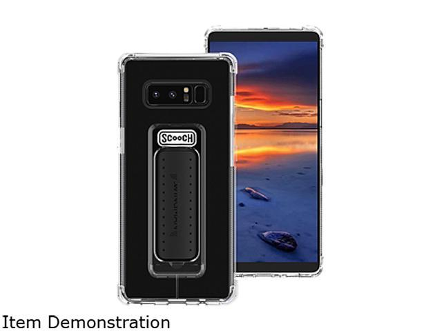 super popular b4ca7 1d66f Scooch Wingman Clear Case for Galaxy Note 8 WMC-NT8-CLR - Newegg.com