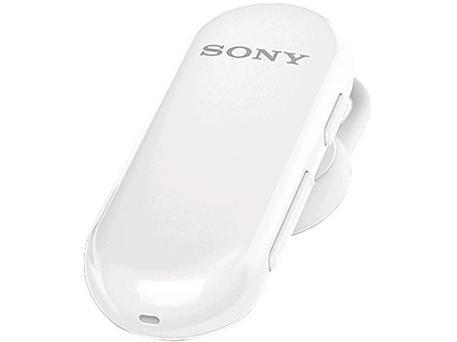 081bb60cef4 Sony MBH22 1311-4426 White Mono Bluetooth Headset - Newegg.com