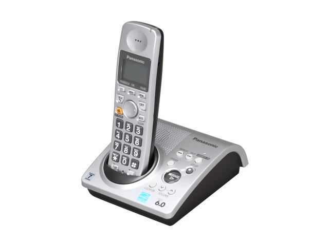 panasonic kx tg1031s cordless phone newegg com rh newegg com Panasonic Phone Manual User Guide panasonic kx-tg1031cs user manual