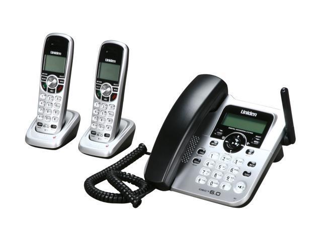 uniden dect1588 2 cordless phone newegg com rh newegg com uniden dect1588-2 user manual uniden dect1588-2 user manual